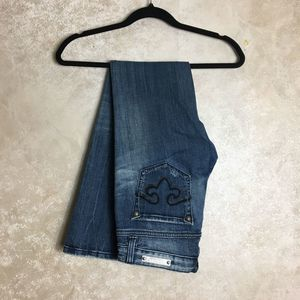 Rerock for Express Jeans 2 S Short Boot